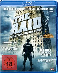 Der explosive Trailer zu THE RAID