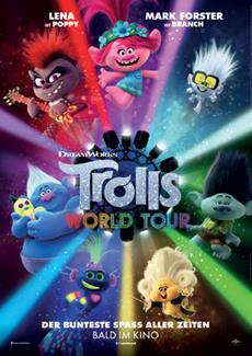 Neuer Starttermin für TROLLS WORLD TOUR