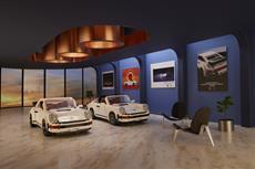 LEGO Porsche 911 Turbo und 911 Targa als 2-in-1-Set