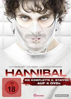Mads Mikkelsen und Hugh Dancy im fesselnden Interview zur zweiten Staffel HANNIBAL (HE-Release: 4. Dezember)