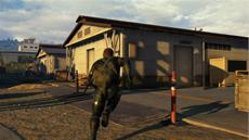 Neue Screens zu METAL GEAR SOLID V: THE PHANTOM PAIN anlässlich der TGS