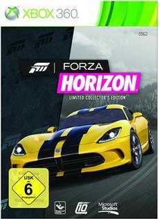 Forza Horizon January Recaro Car Pack ab 1. Januar 2013 erhältlich