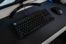 Mit der mechanischen PRO X Gaming-Tastatur von Logitech G den ganz persönlichen Spielstil finden