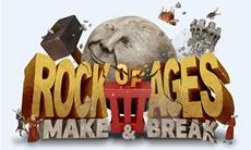 Modus Games kündigt Tower-Defense-Rennspiel Rock of Ages 3: Make & Break an