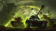 Monster erwachen zu Halloween in World of Tanks: Mercenaries