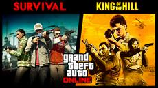 Neu in GTA Online: Überlebenskampf- und King-of-the-Hill-Editor & mehr