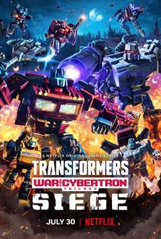 Neue Transformers: War for Cybertron Serie startet auf NETFLIX