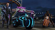 Neuer DEADLINE-Modus und Shotaro-Motorrad - plus spezielle Boni in GTA Online