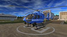 Neuheit im Bereich Simulationen: Aerosoft kündigt den Polizeihubschrauber Simulator an
