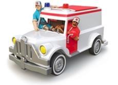 The Strechers: Gemeinsam spielen und lachen bis der Rettungswagen kommt