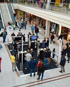 Oculus Shoppingcenter-Tour 2017 mit Robo Recall Highscore-Challenge startet am 20. November
