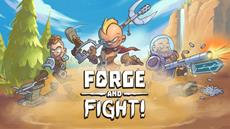 Online Multiplayer Action Game Forge and Fight! Hits Steam Today!