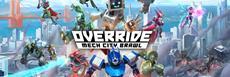 Override Mech City Brawl erscheint heute für Nintendo Switch