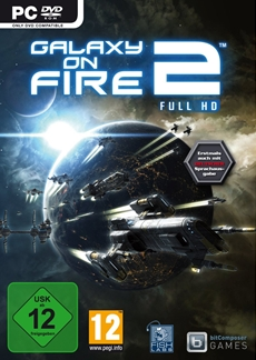 70% Rabatt – Spring Sale bei Gamersgate mit Galaxy on Fire 2 Full HD