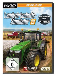 Landwirtschafts-Simulator 19 - Neue europäische Map entführt Spieler ins malerische Felsbrunn