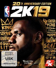 Sie werden deinen Namen kennen in NBA 2K19: jetzt weltweit erhältlich