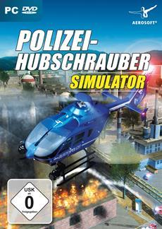Der Polizeihubschrauber Simulator ist ab sofort erhältlich