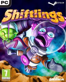 Shiftlings: Intergalaktischer Puzzle-Plattformer auf Wii U<sup>&trade;</sup>