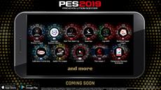 PES 2019 für Mobilgeräte erscheint offiziell im Dezember