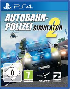 Aerosoft meldet 100.000 verkaufte Exemplare des Autobahnpolizei Simulator 2 für PS4