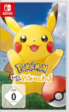 Pokémon: Let's Go! - Demo-Version ab sofort im Nintendo eShop erhältlich