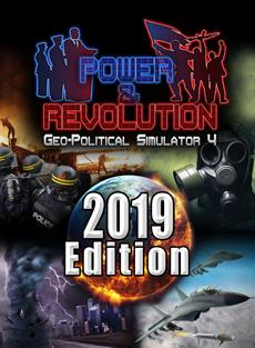 Power & Revolution: Neue 2019-Ausgabe der geopolitischen Simulation verfügbar
