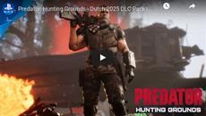 """Predator: Hunting Grounds erhält ab sofort einen DLC mit Arnold Schwarzeneggers Charakter """"Dutch"""""""