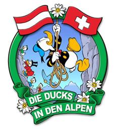 Preview (Comic): Die Ducks in den Alpen