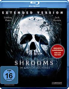 Review (Blu-Ray): Shrooms - Im Rausch des Todes