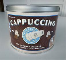 Schnelles Stapelspiel: CAPPUCCINO - zur SPIEL'13 zusätzlich als Collector's Edition
