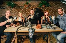 Skyrim-Stammtisch mit hochkarätigen Gästen