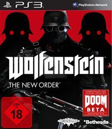 Wolfenstein: the new Order von Bethesda Softworks ab sofort erhältlich