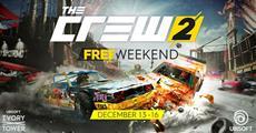 THE CREW<sup>®</sup> 2 | Kostenloses Wochenende vom 13. bis 16. Dezember