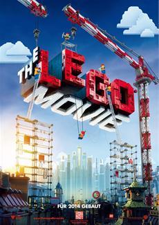 Ab 10.04.2014 im Kino: The Lego Movie (3D)