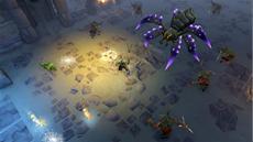 The Mighty Quest for Epic Loot stellt Verteidigungs.Herstellung vor