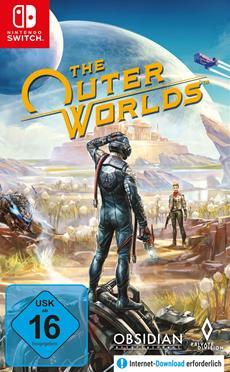 The Outer Worlds ist jetzt für Nintendo Switch erhältlich