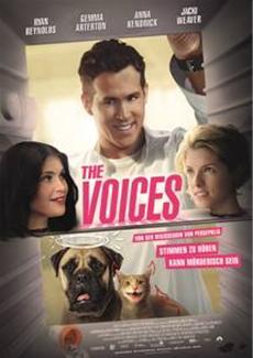THE VOICES: Die durchgedrehtesten Psychos - Themenspecial zum Kinostart am 30.4.