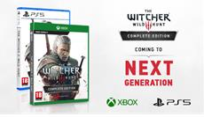 The Witcher 3: Wild Hunt is coming to the next generation!