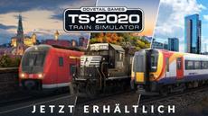 Train Simulator 2020: Exklusive Zugstrecken und visuelle Verbesserung beim Zugsimulationsspiel