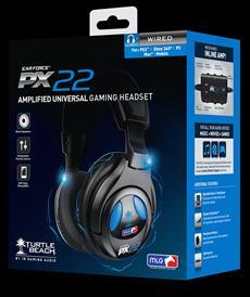 Turtle Beach und Bigben Interactive veröffentlichen neues Gaming-Headset PX22