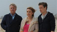 TV-Ausstrahlung KATIE FFORDE: DAS MEER IN DIR mit Susanne Schäfer, Jannik Schümann und Jörg Schüttauf, 27.04.2014