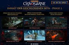 Warhammer: Chaosbane - Zweite geschlossene Betaphase gestartet