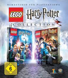 Warner Bros. Interactive Entertainment kündigt an: LEGO Harry Potter Collection für PS4