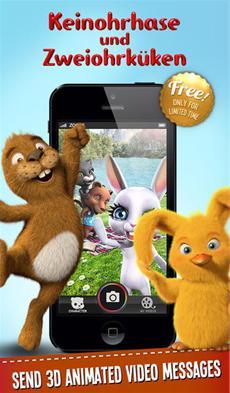 Warner Bros Und Zoobe Starten Mobile Message App Zum 3d Kinofilm