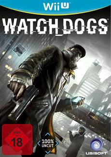 Watch Dogs<sup>&trade;</sup> - ab sofort f&uuml;r Wii U<sup>&trade;</sup> erh&auml;ltlich