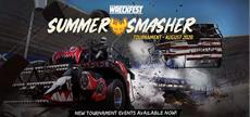 Wreckfest startet das SUMMER SMASHER-Turnier: Der Hellvester kann erspielt werden