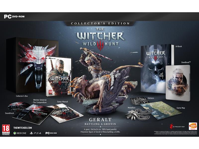 The Witcher 3 Wild Hunt Erscheint Am 24 Februar 2015 Gamesunitde