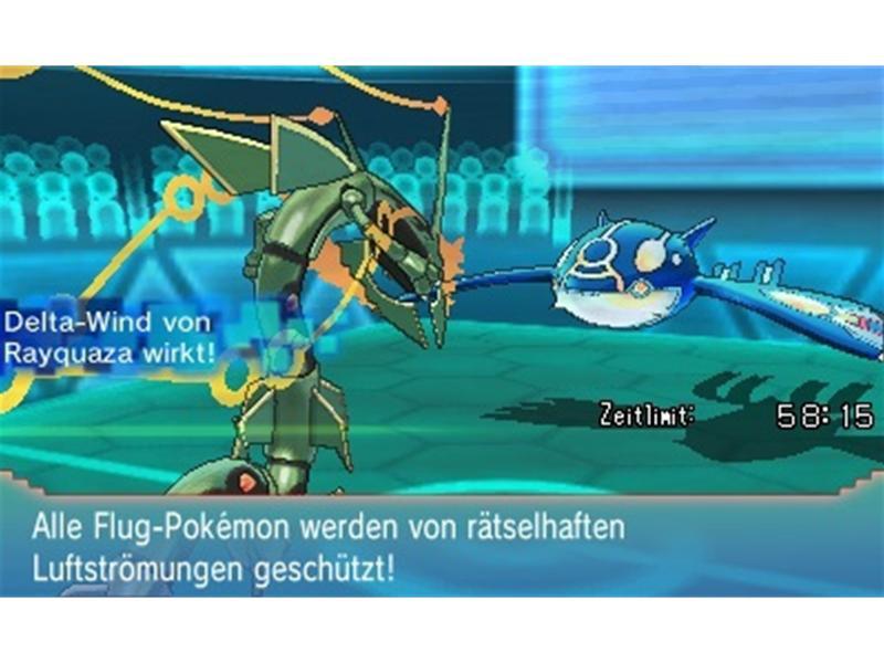 In Pokémon Omega Rubin Und Pokémon Alpha Saphir Kann Das Legendäre