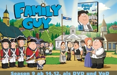 """Family Guy"" teilt auch in Staffel 9 mächtig aus!"