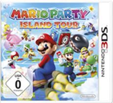 Feiern in den Wolken mit Mario Party: Island Tour
